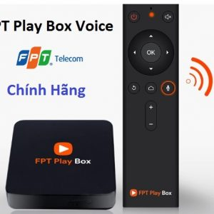 Fpt Play Box Voice Remote