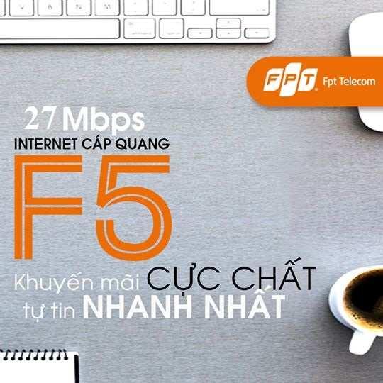 Gói F5 FPT