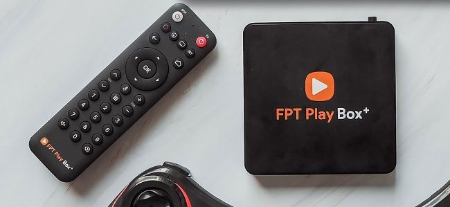 Remote Voice Fpt Play Box Plus