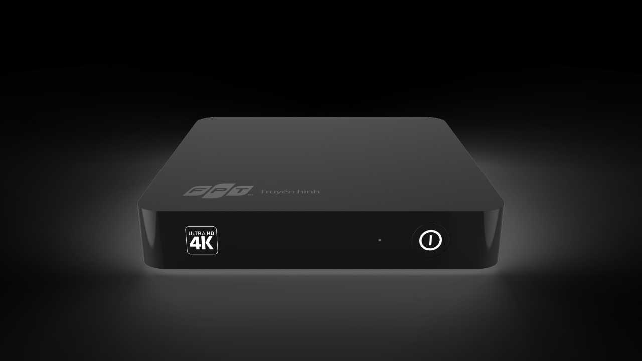 Box FptTV 4K