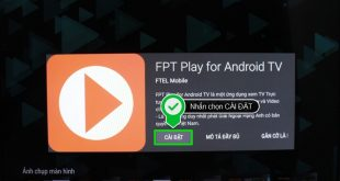 Fpt Play For Android TV Box