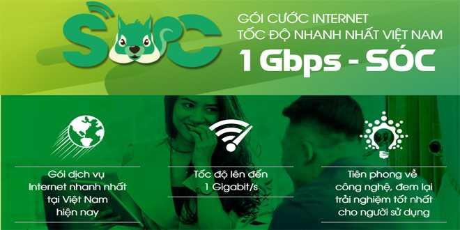 Ký hợp đồng gói SOC-1Gbps FPT