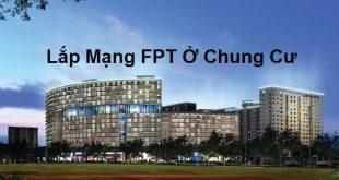 Lắp Mạng FPT Ở Chung Cư