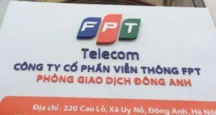 Lắp Mạng FPT Đông Anh