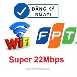 Gói Super22 FPT