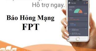 Báo Hỏng Mạng FPT