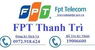 Lắp Mạng FPT Thanh Trì