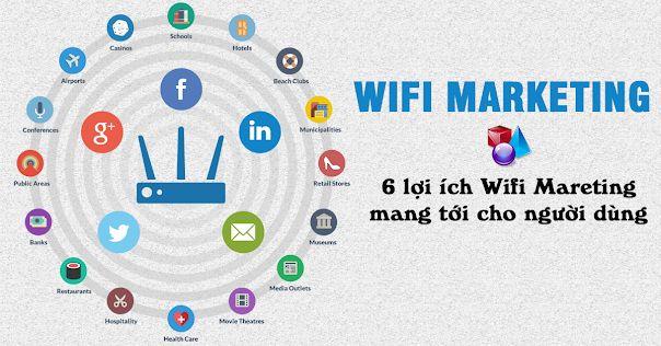 6 Lợi ích cho người dùng Wifi Marketing FPT