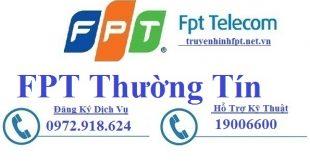 Lắp Mạng FPT Thường Tín