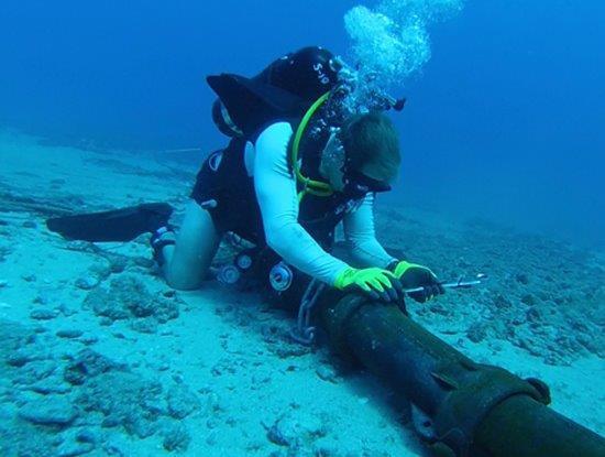 Khắc phục sự cố đứt cáp quang biển