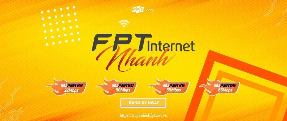 Khuyến mại lắp mạng Fpt HCM