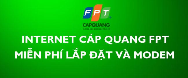 Cáp Quang FPT HCM
