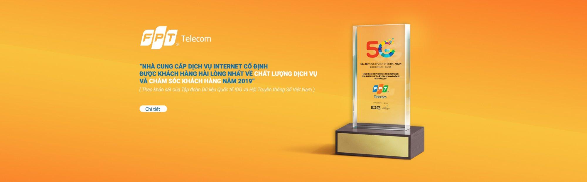 FPT Hải Phòng - Nhà cung cấp dịch vụ internet khách hàng hài lòng nhất
