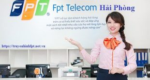 FPT Hải Phòng nỗ lực làm khách hàng hài lòng