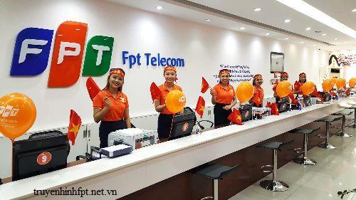 Quầy giao dịch Fpt Telecom Hải Phòng