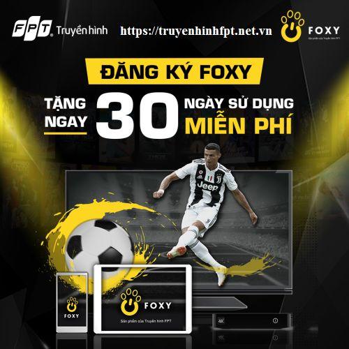 POXY FPT Truyền Hình