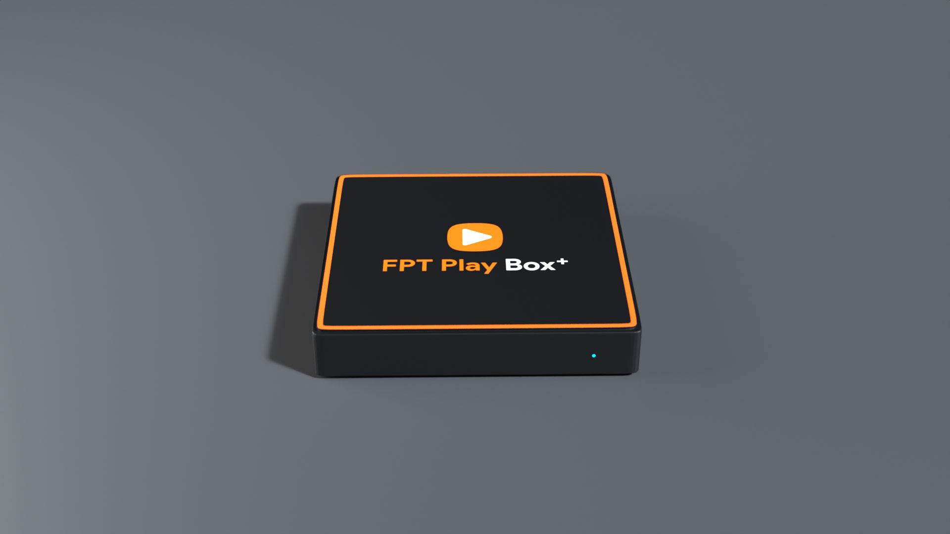 FPT Play Box 2020 Phiên Bản S550