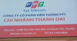 Lắp mạng FPT Thanh Oai