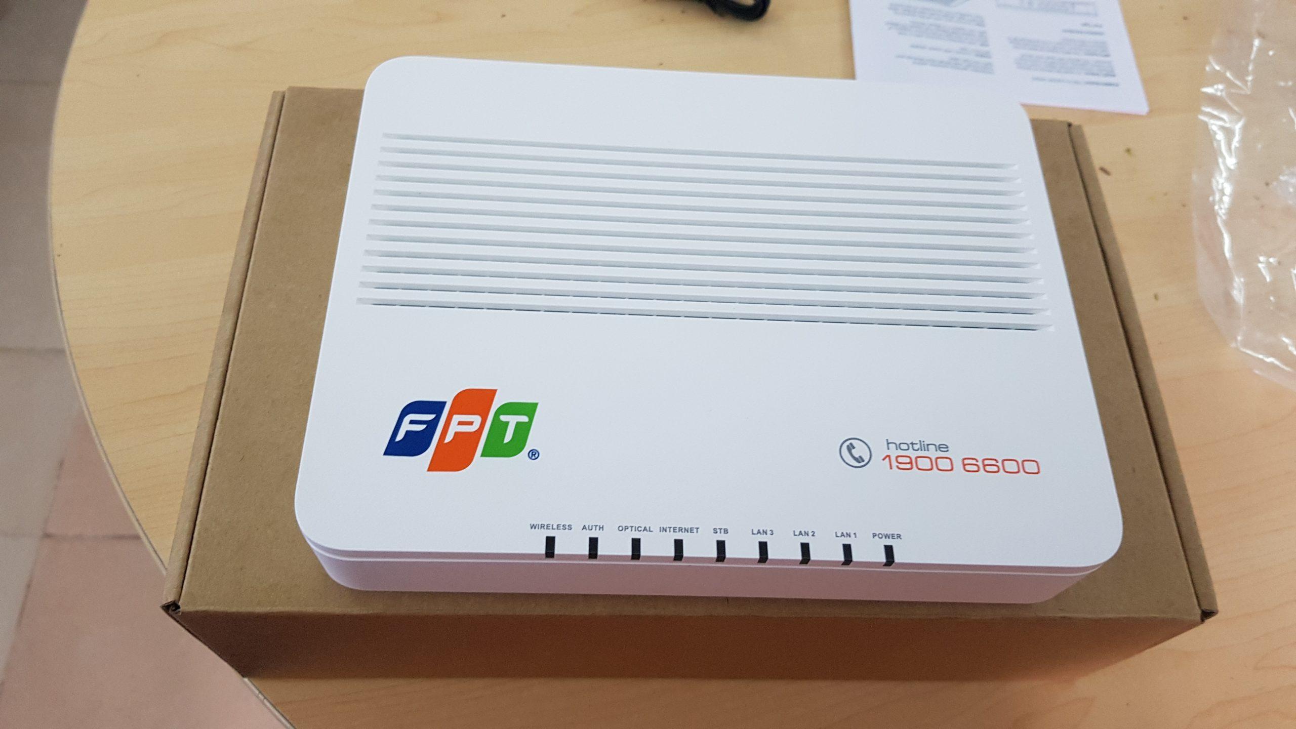 Modem 5Ghz AC-1000F FPT