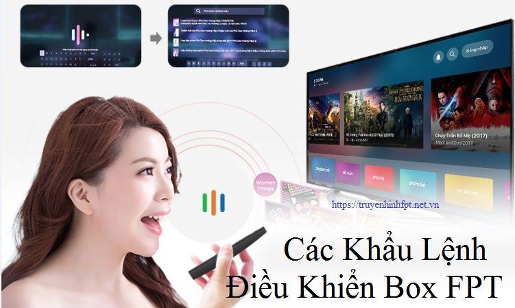 Truyền hình FPT Thanh Oai - Điều khiển tivi bằng giọng nói