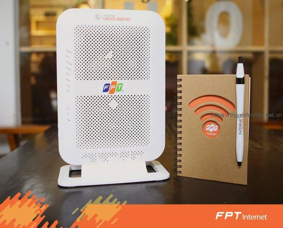 Modem wifi không dây G97RG6M 5Ghz của FPT